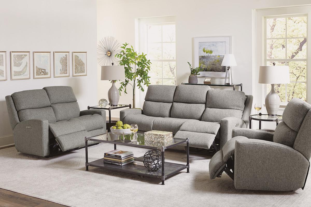 reclining furniture arrangement tips